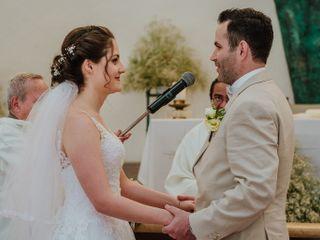 La boda de Fernanda y Edgar 1
