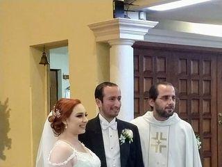 La boda de Devi  y Carlos 2
