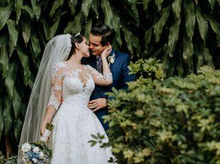 La boda de Caro y Diego