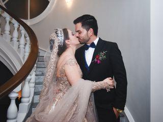 La boda de Zaira y Rafa