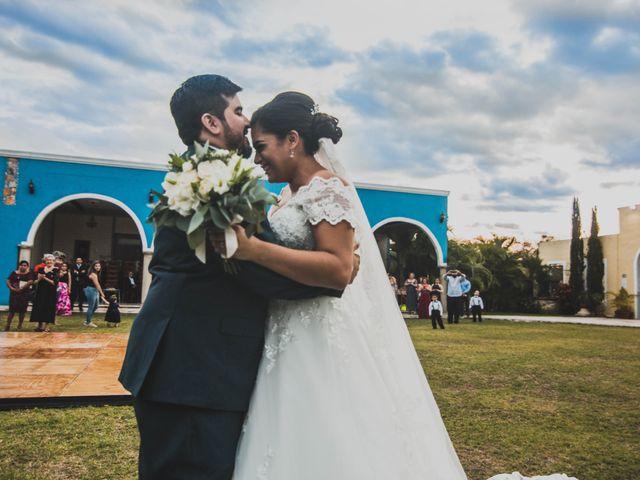 La boda de Ana y Fer