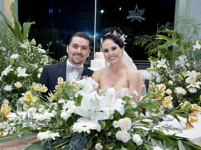 La boda de Eizabeth y Wilbert