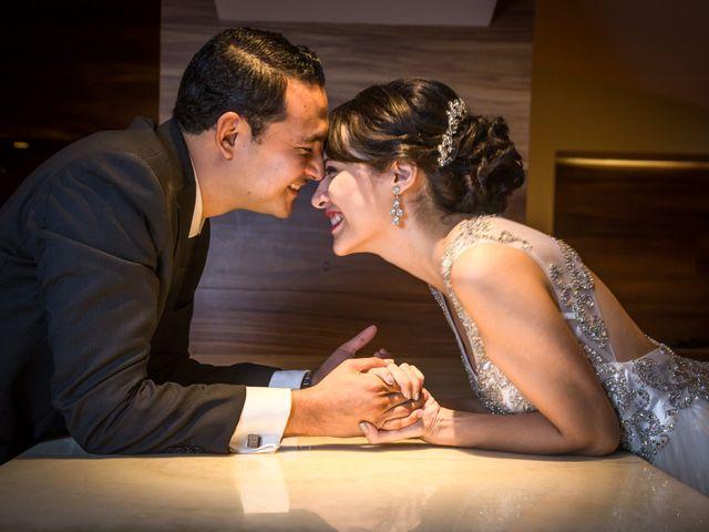 La boda de Rebeca y Luis Mario