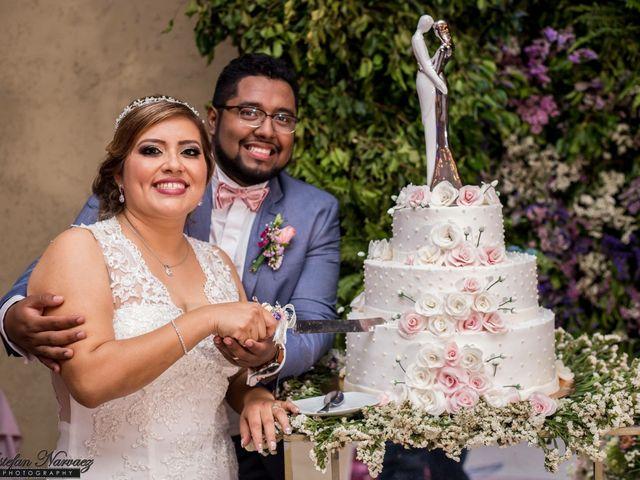La boda de Loreley y Jesús Arturo