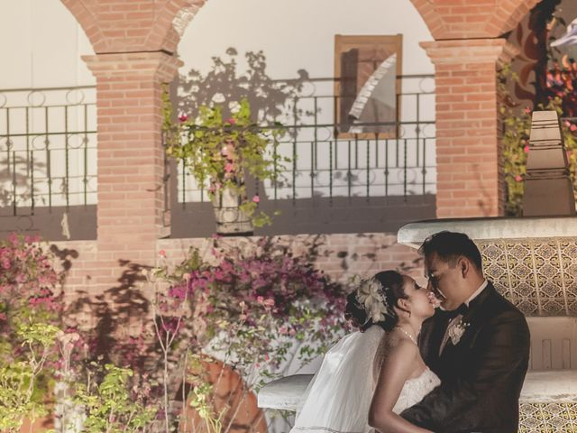 La boda de Ivette y Ricardo