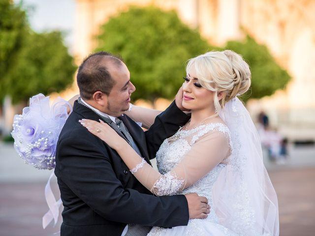 La boda de karla y Israel