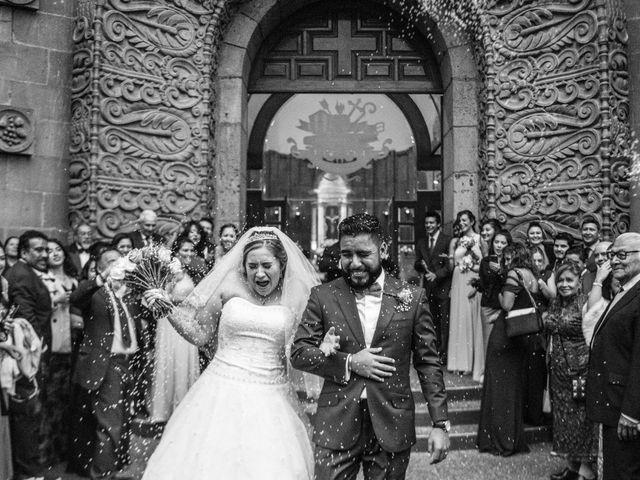 La boda de Yovanna y Esteban