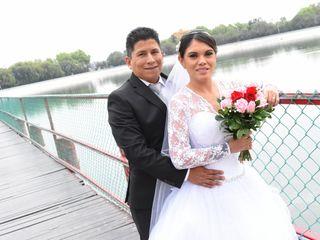 La boda de Berenice y Jesús Manuel