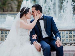 La boda de Aileen y Luis