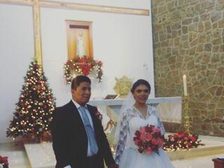 La boda de Berenice y Jesús Manuel 1