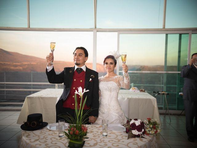 La boda de Paula y Joel