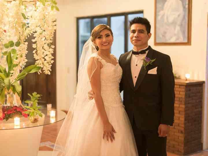 La boda de Diana y Marcos
