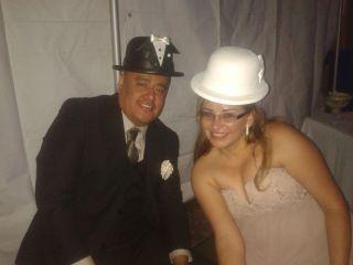 La boda de Arisbeth  y Miguel