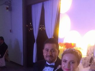 La boda de Karen y Oscar 1