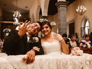 La boda de Karla y Hector
