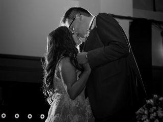 La boda de Mónica  y Juan de Dios  1