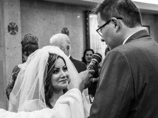 La boda de Mónica  y Juan de Dios