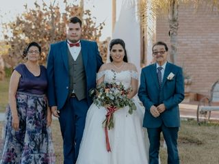 La boda de Ruth y Miguel 1
