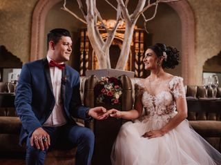 La boda de Eli y Joaquín