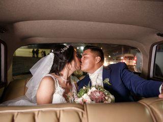 La boda de Fernanda y Miguel