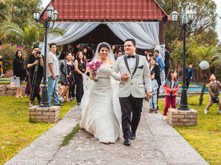 La boda de Ingrid y Marcos