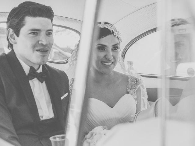 La boda de Mirna y Mauricio