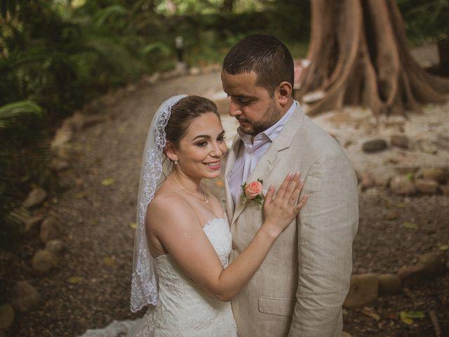 La boda de Carmen y Mario
