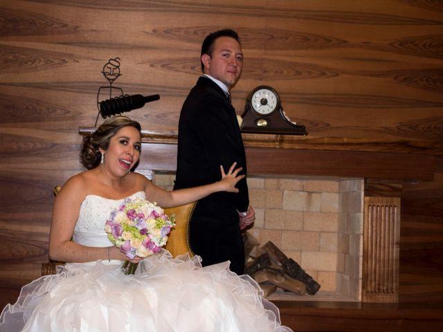 La boda de Paola y Aldo