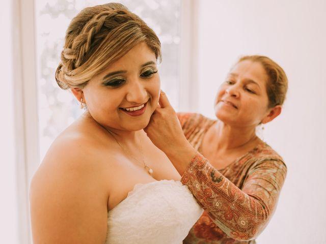 La boda de Héctor y Karla en Torreón, Coahuila 15