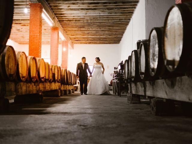 La boda de Héctor y Karla en Torreón, Coahuila 20
