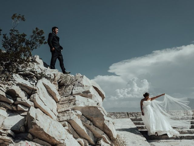 La boda de Héctor y Karla en Torreón, Coahuila 22