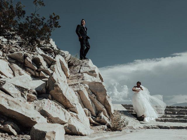 La boda de Héctor y Karla en Torreón, Coahuila 24