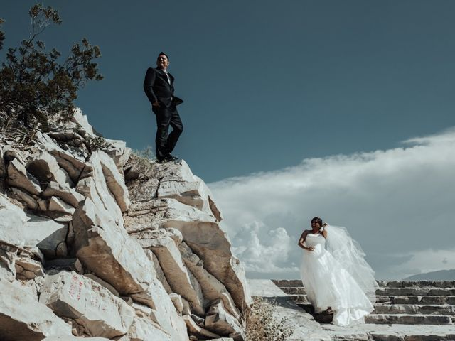 La boda de Héctor y Karla en Torreón, Coahuila 25