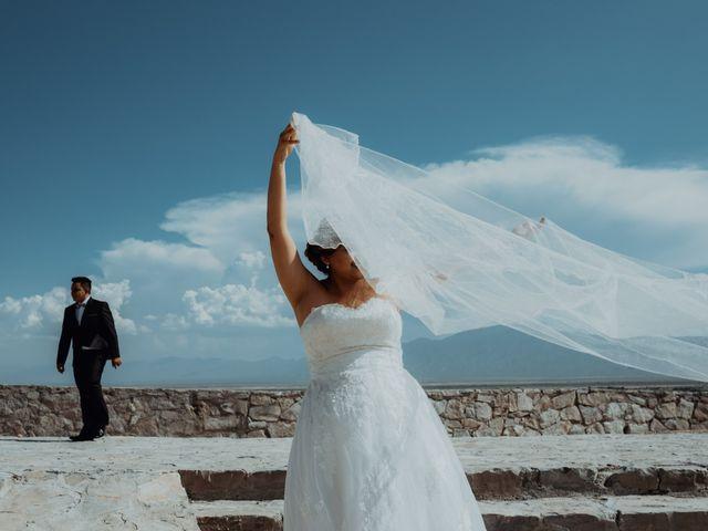 La boda de Héctor y Karla en Torreón, Coahuila 27