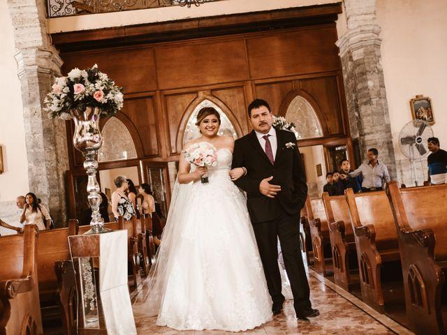 La boda de Héctor y Karla en Torreón, Coahuila 31