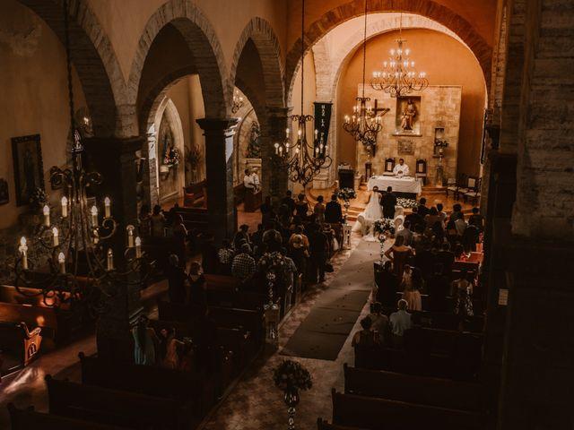 La boda de Héctor y Karla en Torreón, Coahuila 32