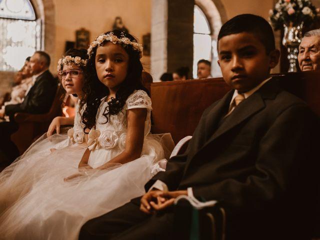La boda de Héctor y Karla en Torreón, Coahuila 33