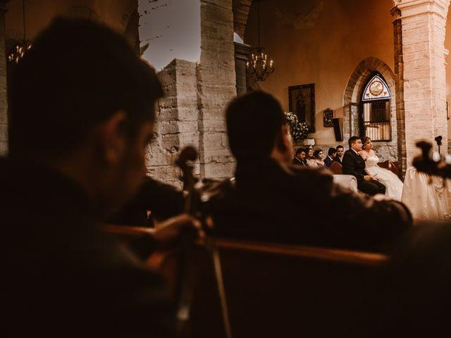 La boda de Héctor y Karla en Torreón, Coahuila 36