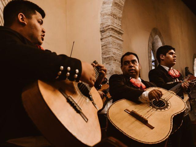 La boda de Héctor y Karla en Torreón, Coahuila 40