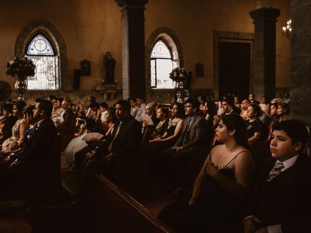 La boda de Héctor y Karla en Torreón, Coahuila 42