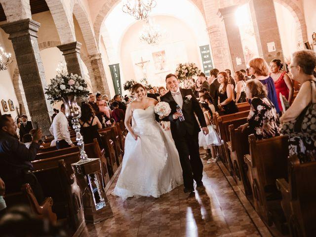La boda de Héctor y Karla en Torreón, Coahuila 43
