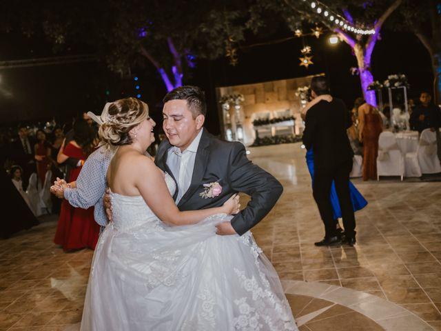 La boda de Héctor y Karla en Torreón, Coahuila 46