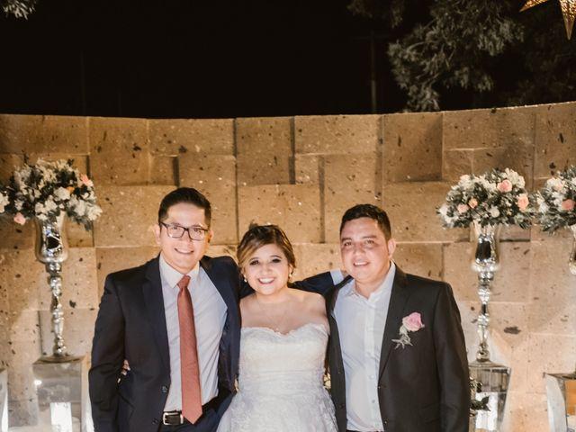 La boda de Héctor y Karla en Torreón, Coahuila 47
