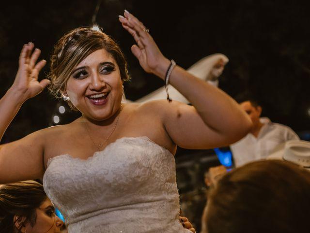 La boda de Héctor y Karla en Torreón, Coahuila 49