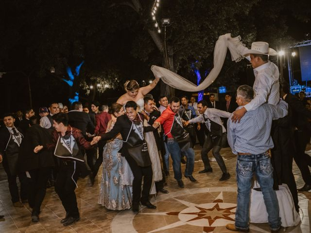 La boda de Héctor y Karla en Torreón, Coahuila 52