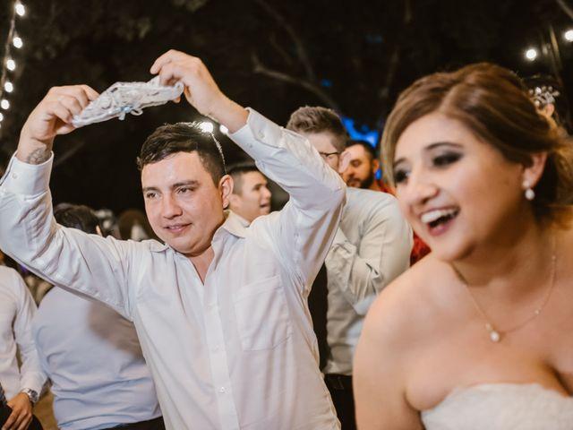 La boda de Héctor y Karla en Torreón, Coahuila 54