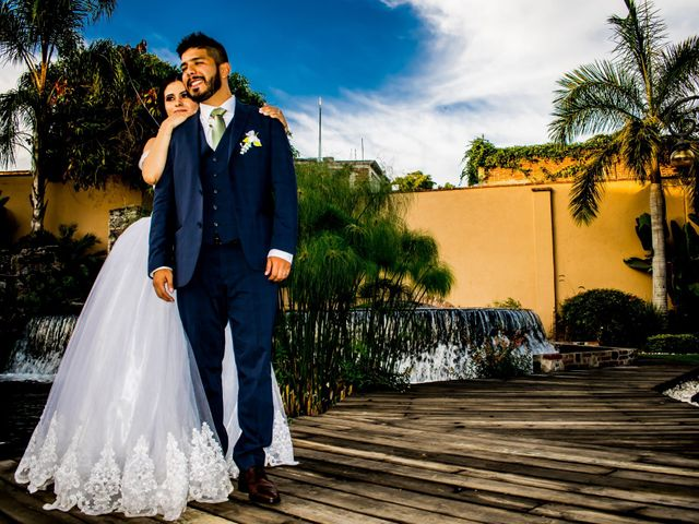 La boda de Carla y Ángel