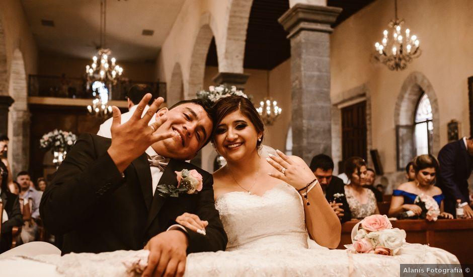 La boda de Héctor y Karla en Torreón, Coahuila
