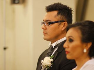 La boda de Sandy y Alam 3