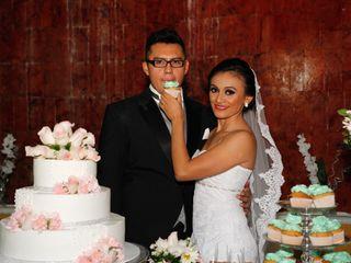 La boda de Sandy y Alam